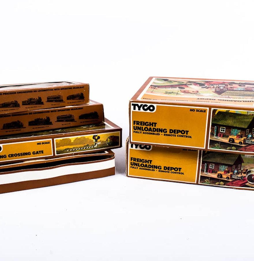 Vintage Tyco Train