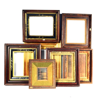 Vintage Picture Frames Antique Art Frame Auctions In Indianapolis