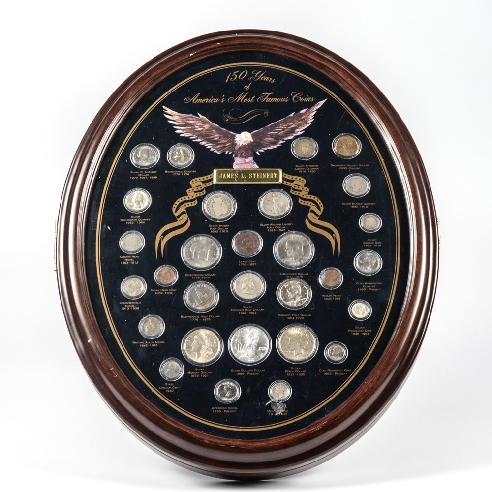 U.S. 150 Year Commemorative Coin Gallery