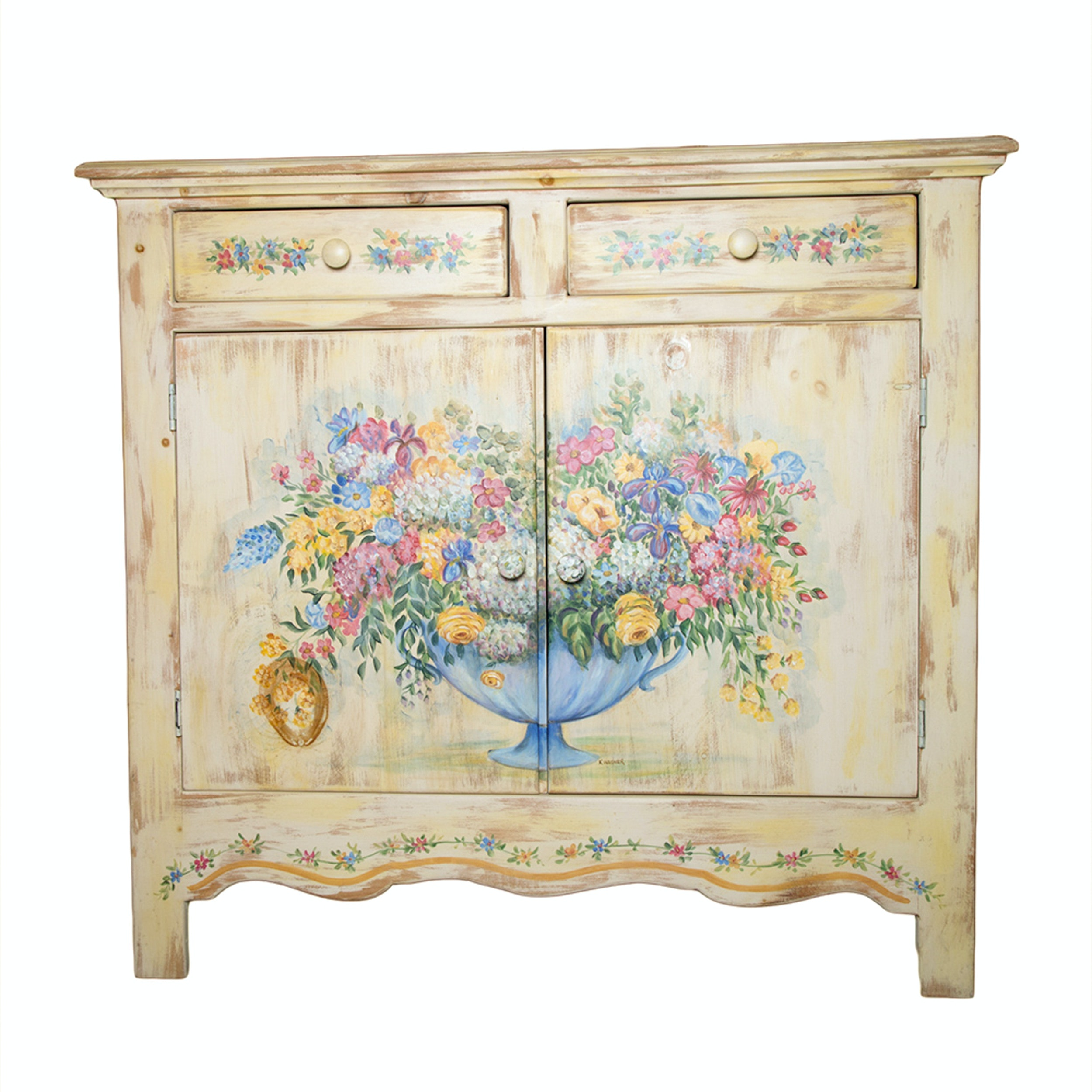 Country Side Cupboard