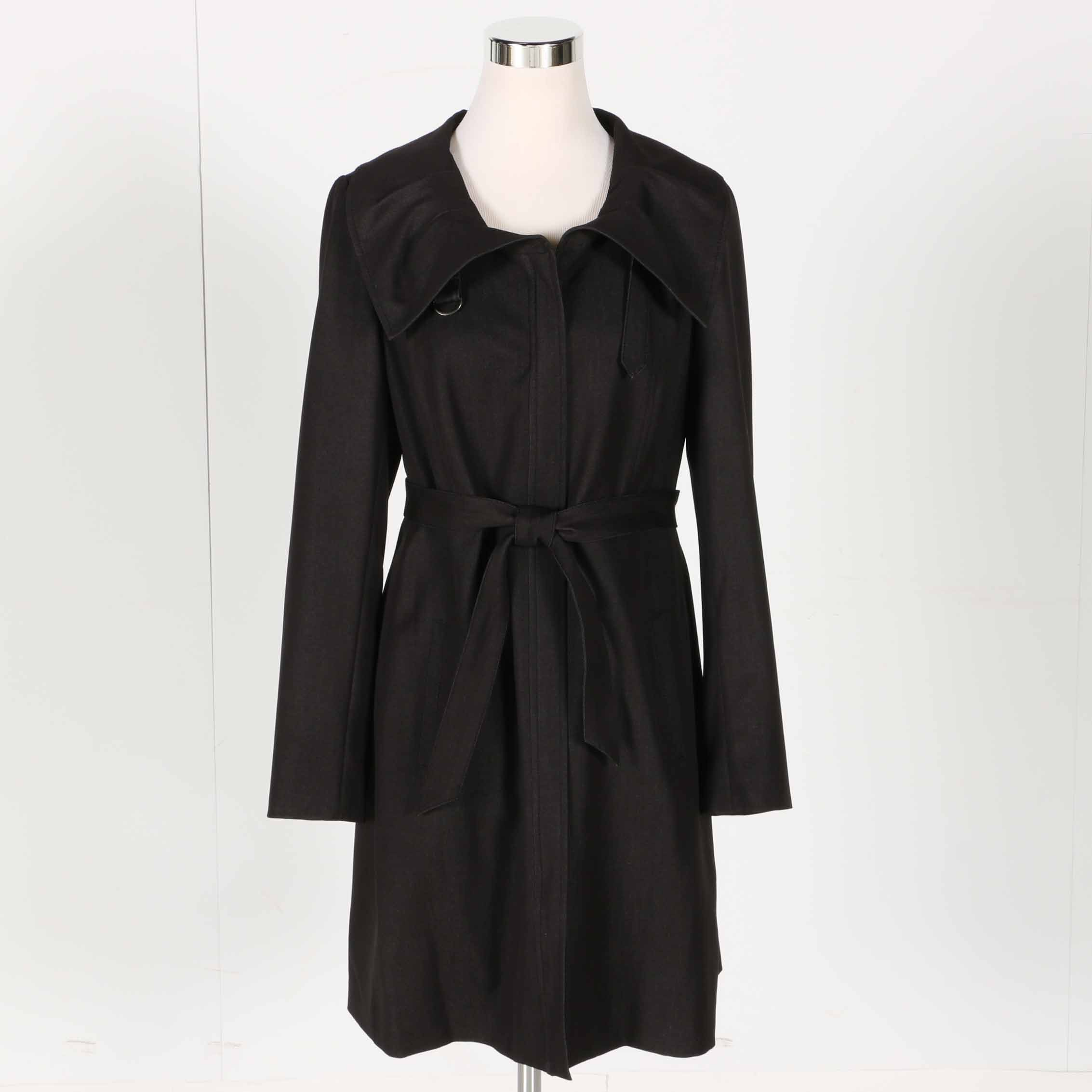 Tahari Wrap Coat