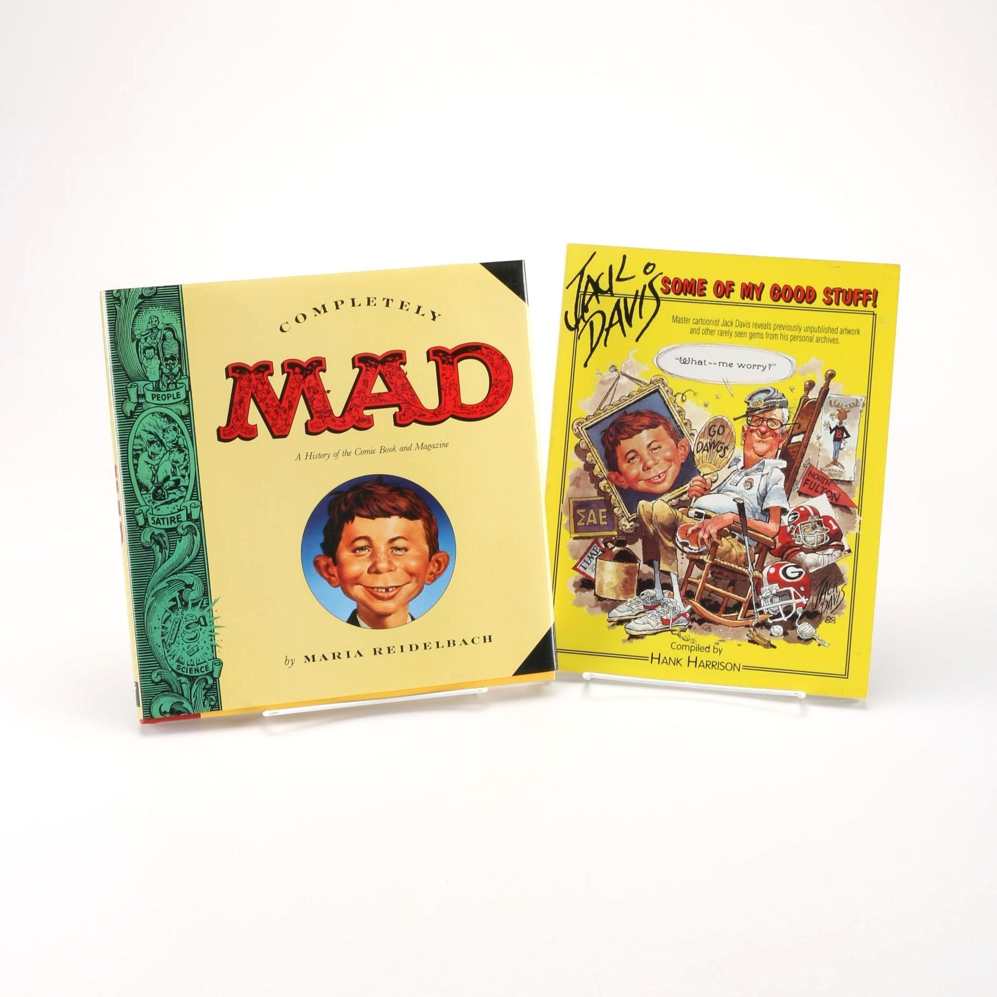 Mad Art Book