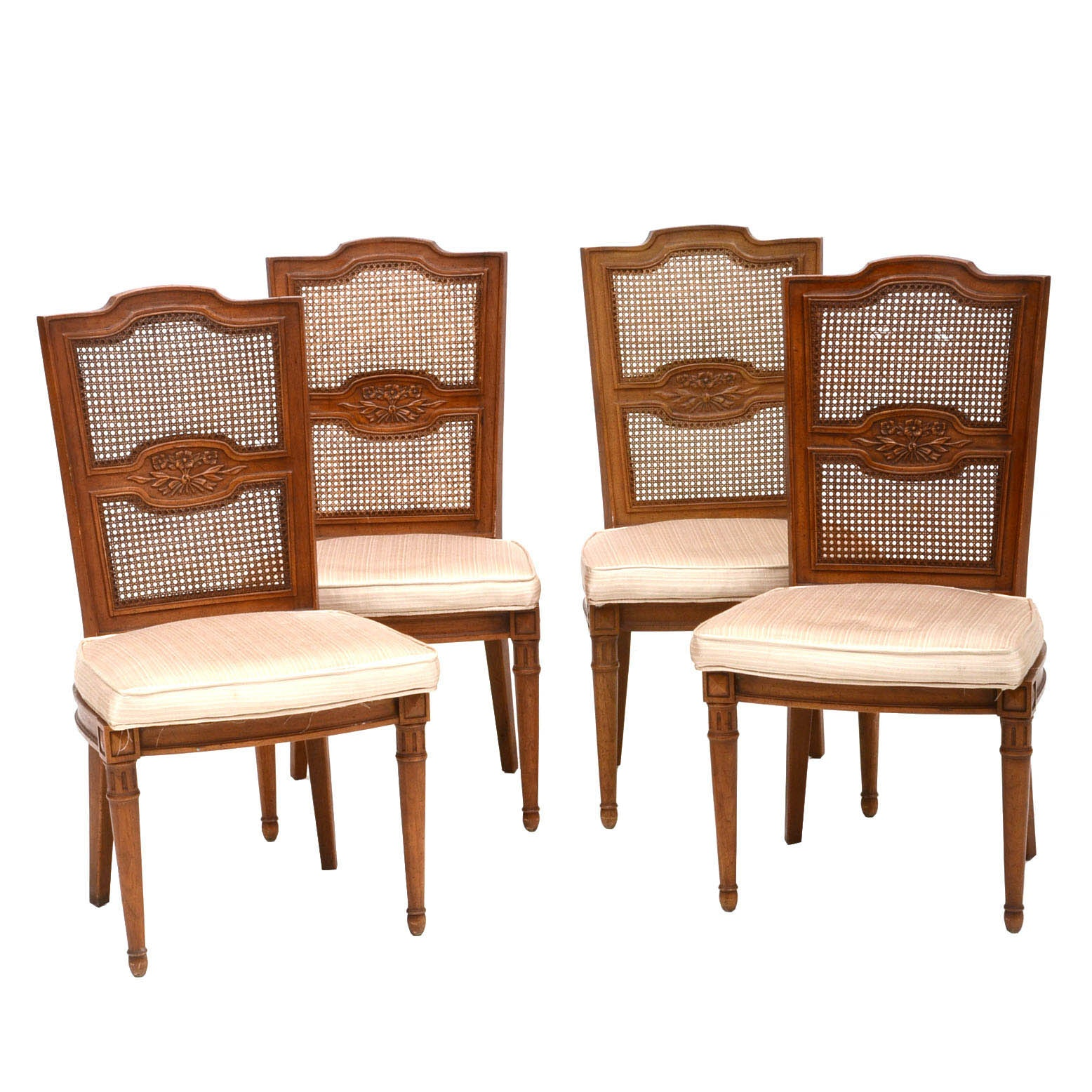 Set of Vintage Dining Chairs