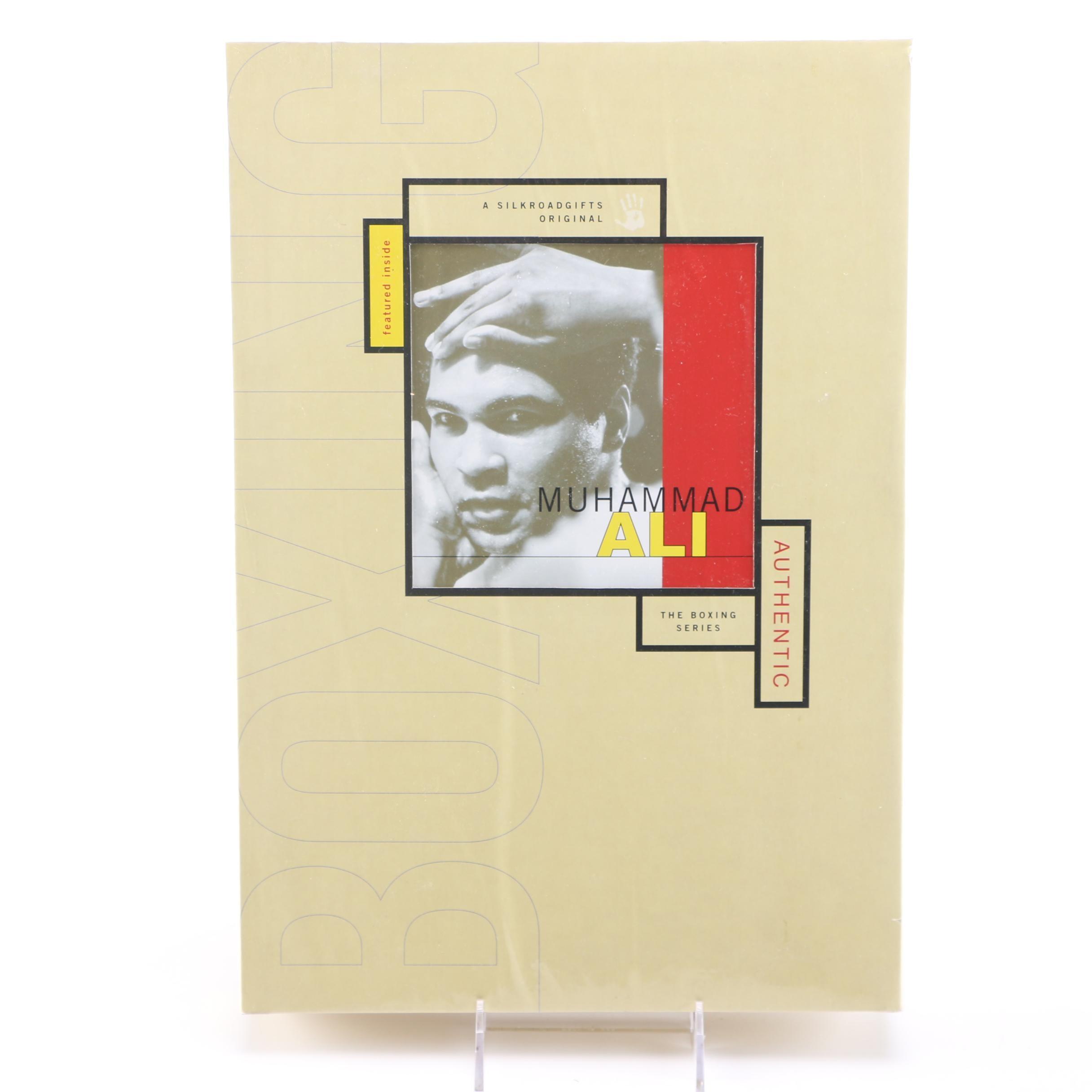 Limited Edition Hand-print of Muhammad Ali