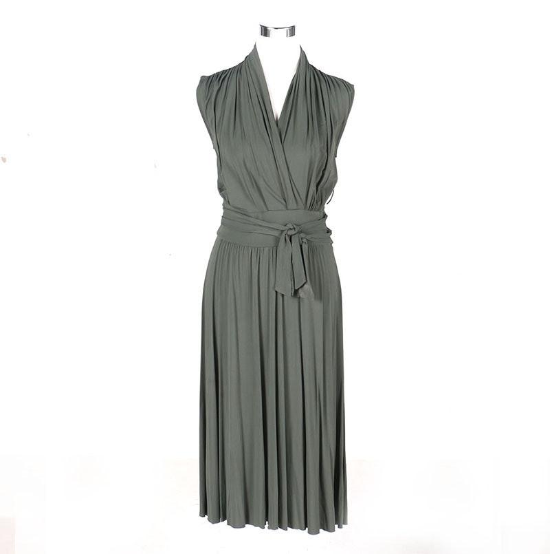 Max Mara Sleeveless Maxi Dress
