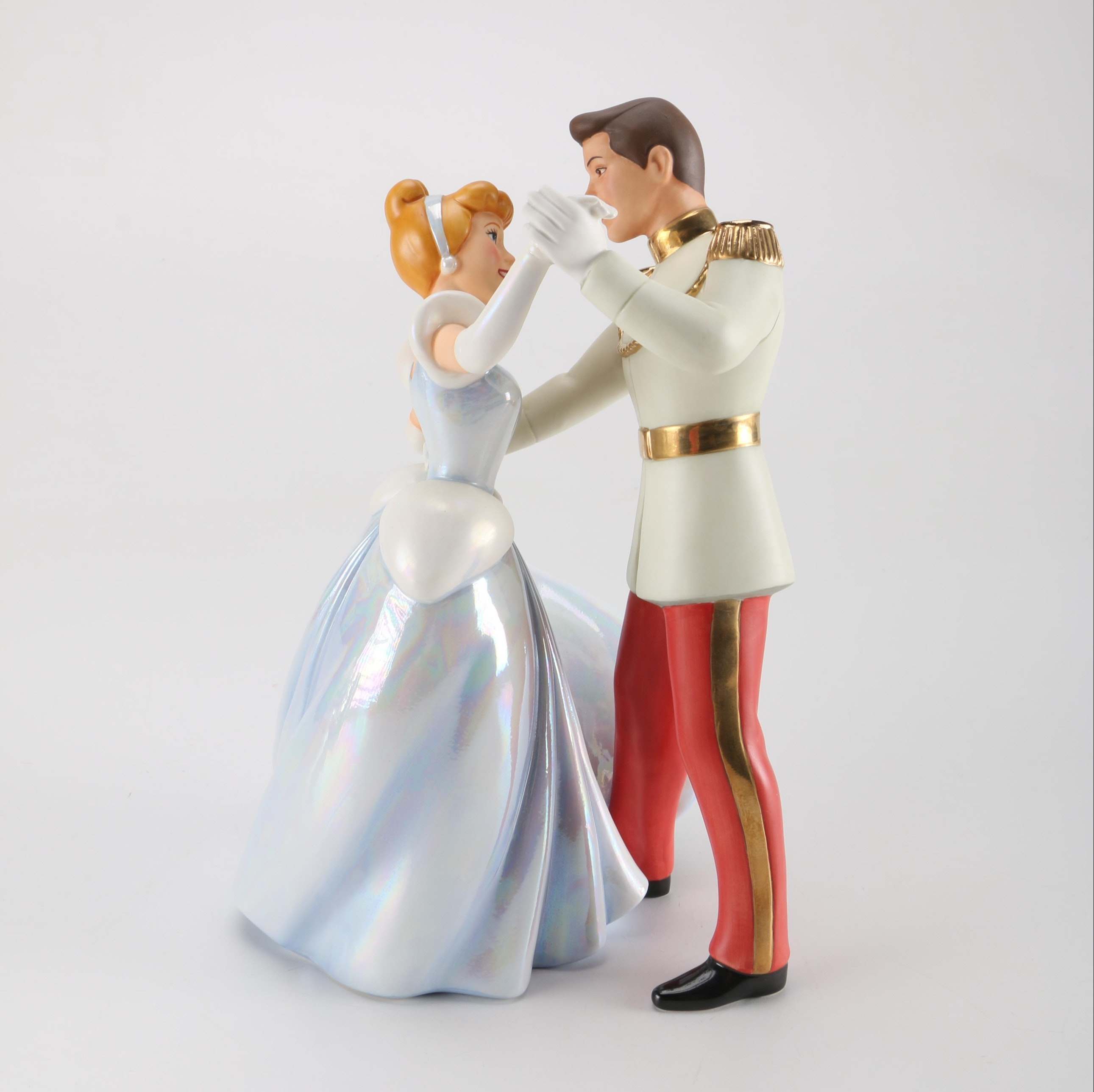 Walt Disney Classics Collection Cinderella And Prince