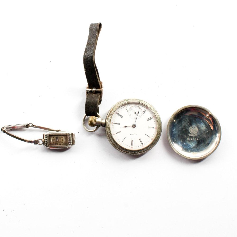 Vintage Watch Pair