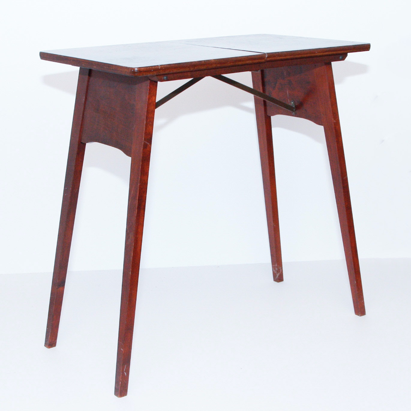 Vintage Howe Portable Folding Table ...