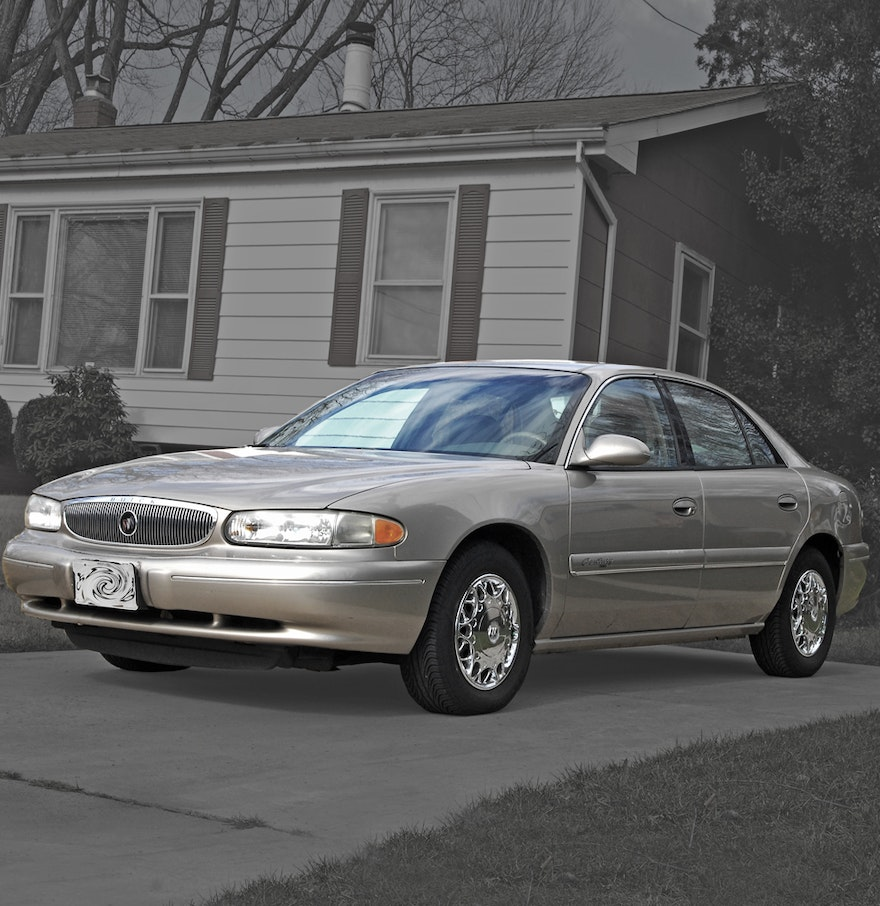 2001 buick century limited ebth. Black Bedroom Furniture Sets. Home Design Ideas