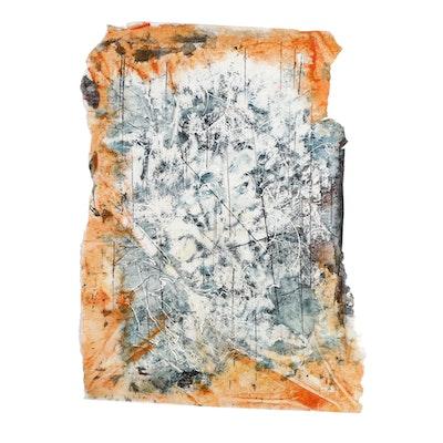 Ricardo Morin Mixed Media on Tracing Paper
