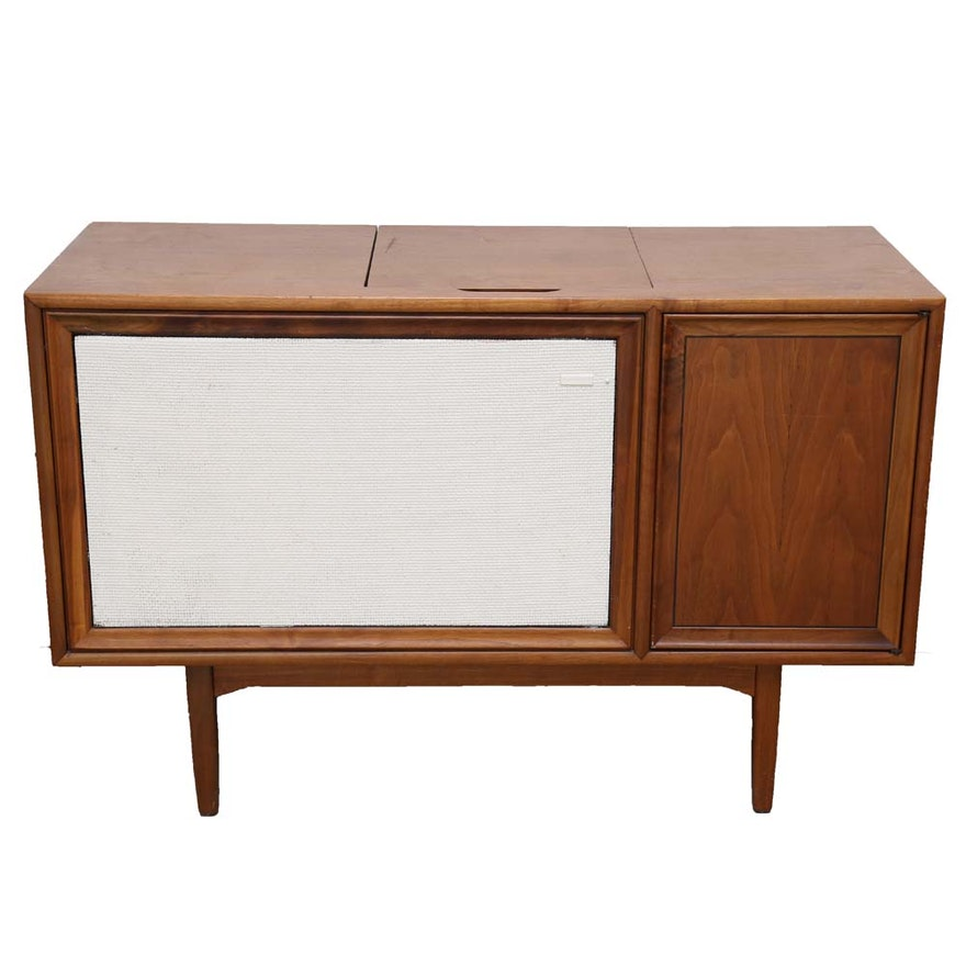 Drexel Mid Century Modern Stereo Cabinet