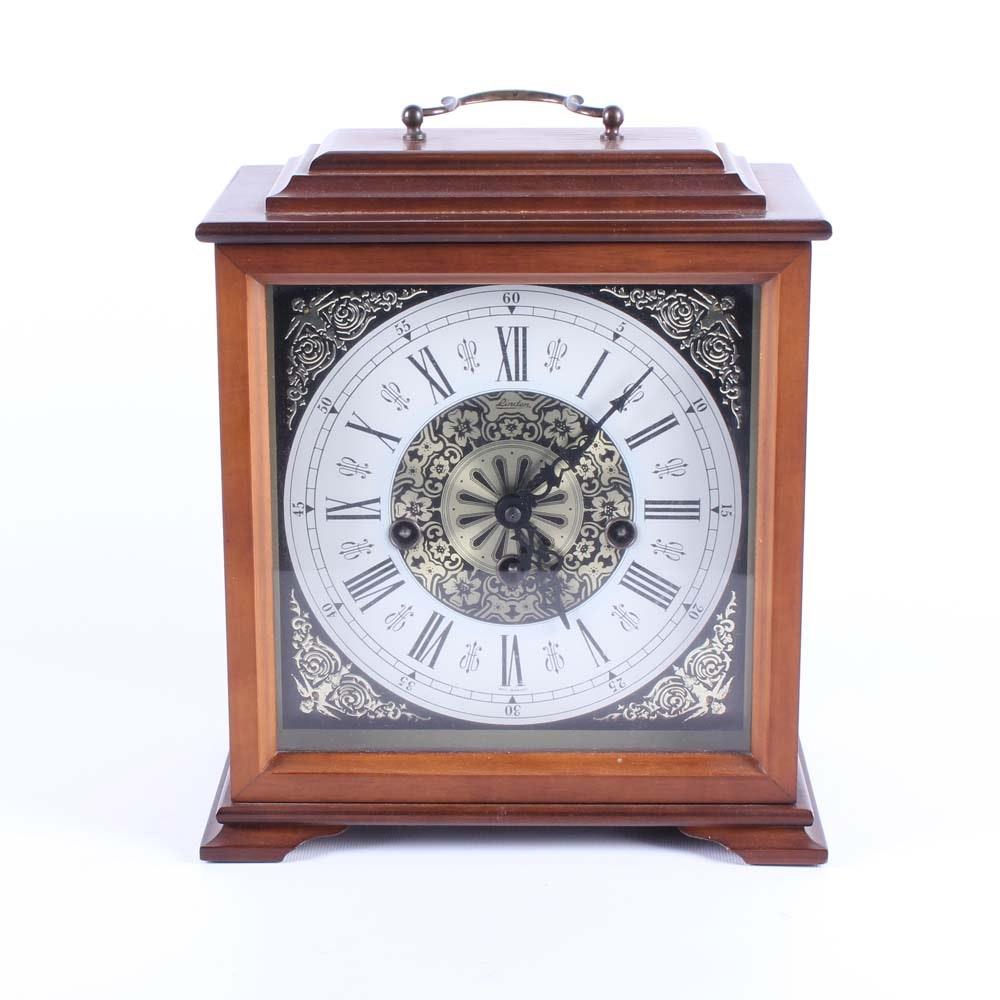 linden mantel clock 1x1 - Mantel Clock