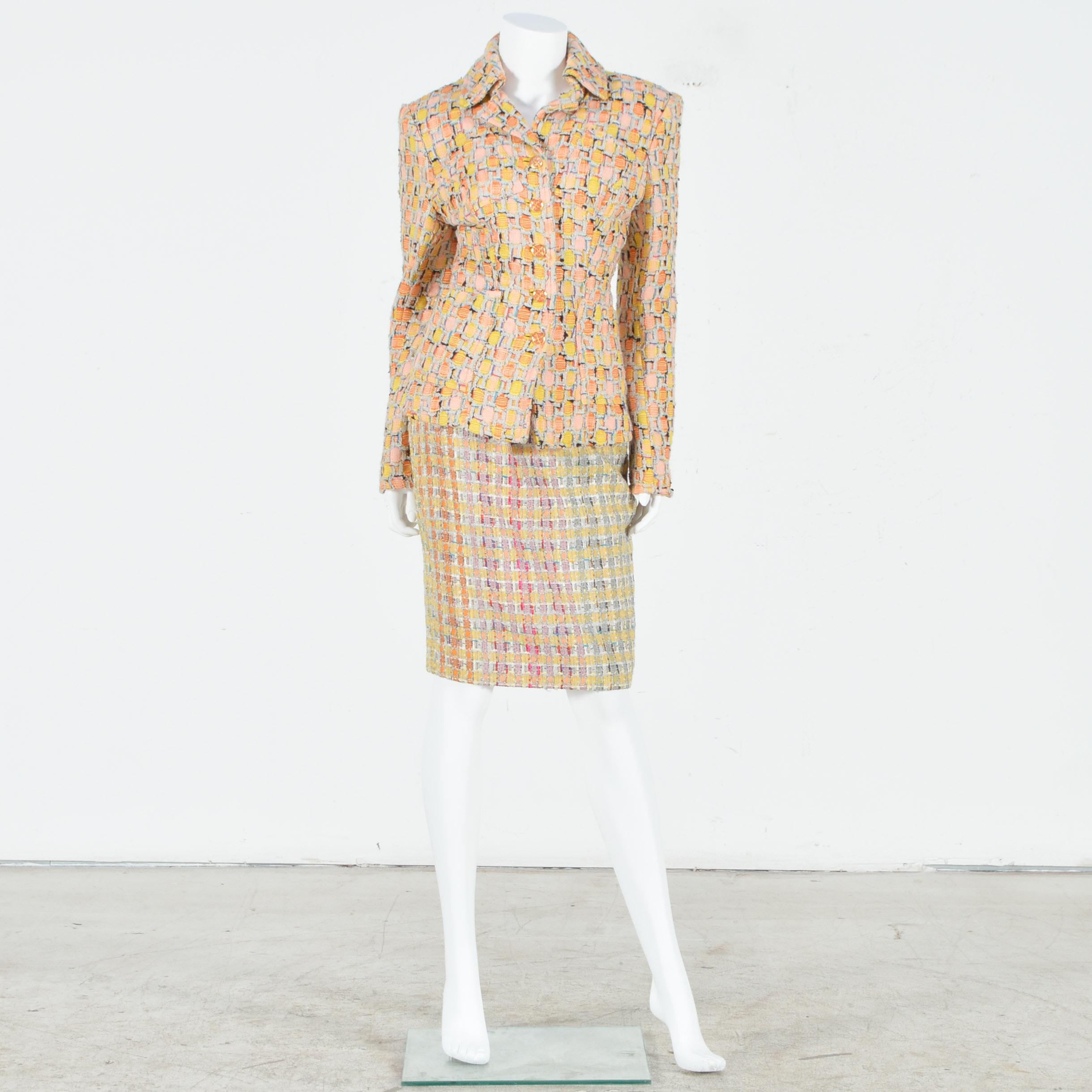 Vintage Christian Lacroix Women's Pants Suit