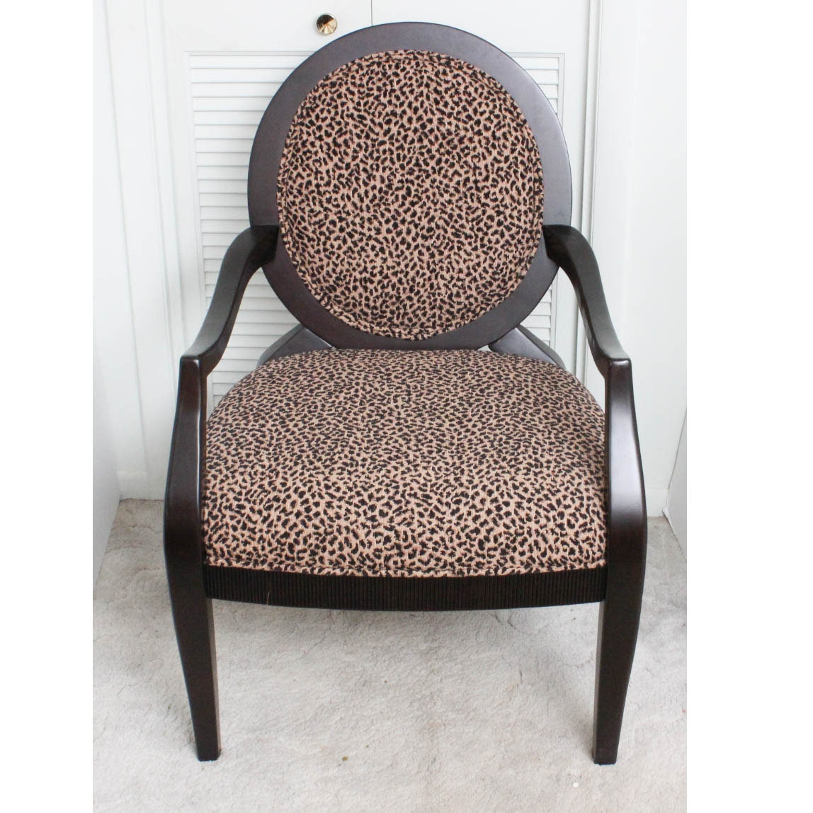 Charmant Ashley Furniture Leopard Print Occasional Chair ...