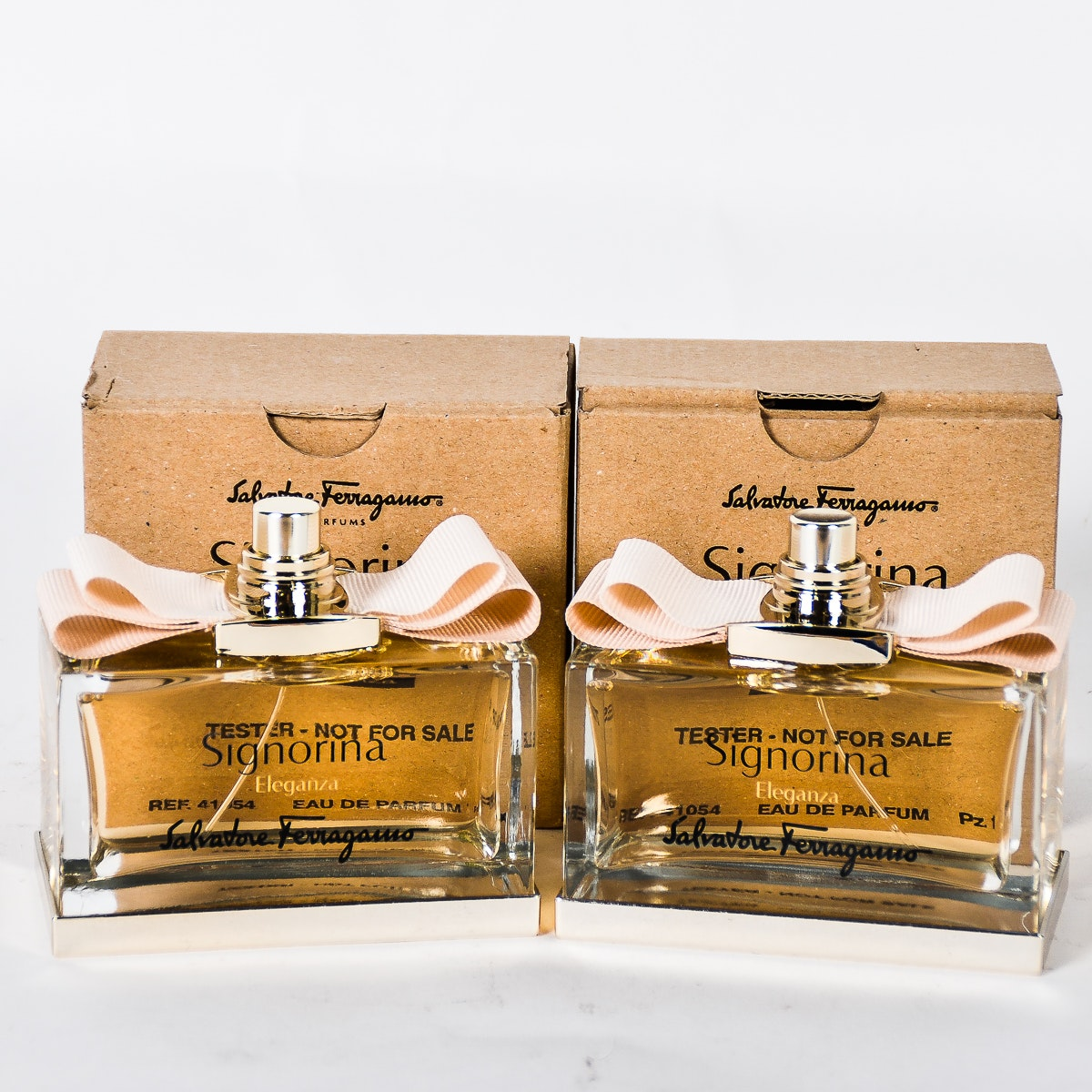 Salvatore Ferragamo Perfume Pair