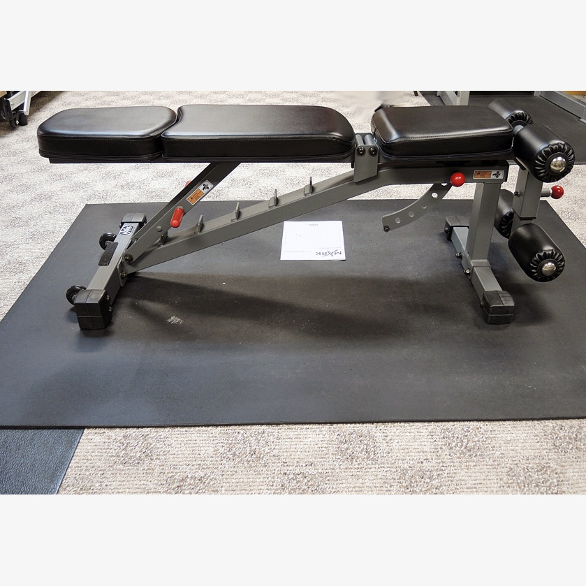 XMark Commercial FID/AAB Versa Weight Bench