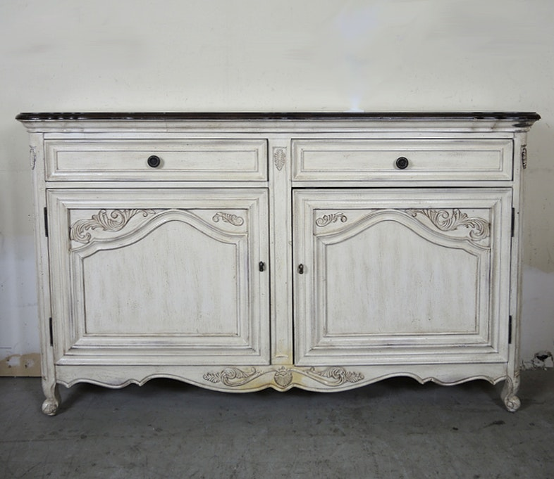 French Provincial Gentry Regal Sideboard by Stein World