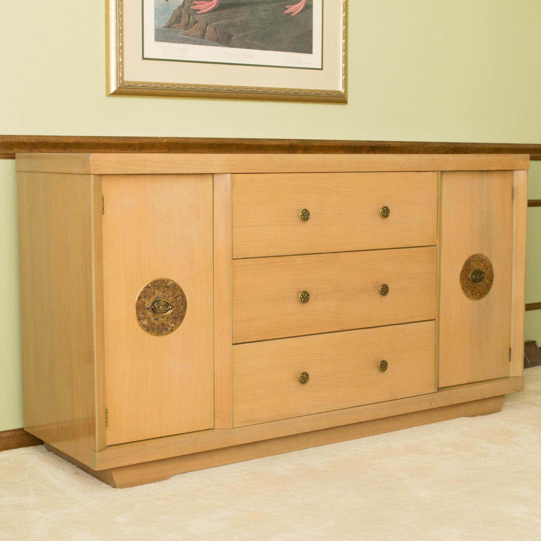 Mid Century Modern Bassett Furniture Buffet