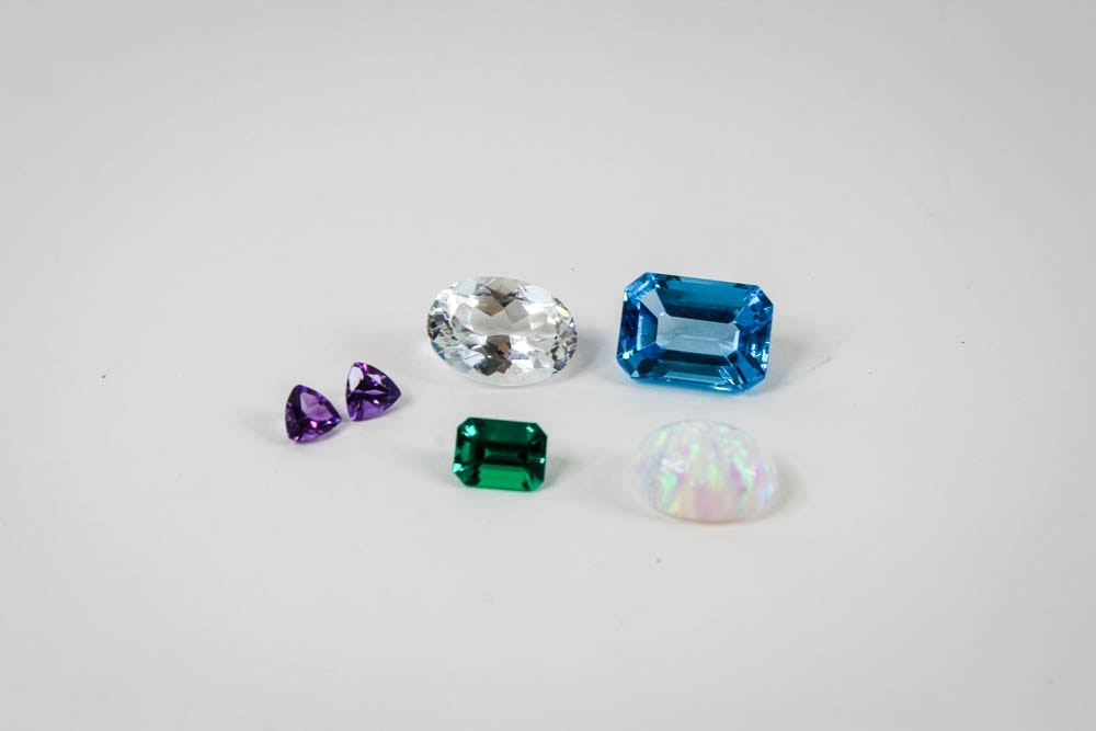 Assorted Loose Stones