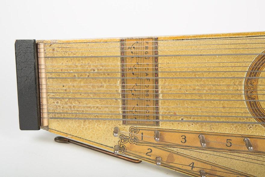 1386869 Vintage 1920s Ukelin For Sale also Vintage Antique Musical Instruments as well 5168114 Vintage J E Bruton Guitar O Lin in addition 401010472953 further 4514025 Oscar Schmidt Educator Model Autoharp With Case. on oscar schmidt ukelin