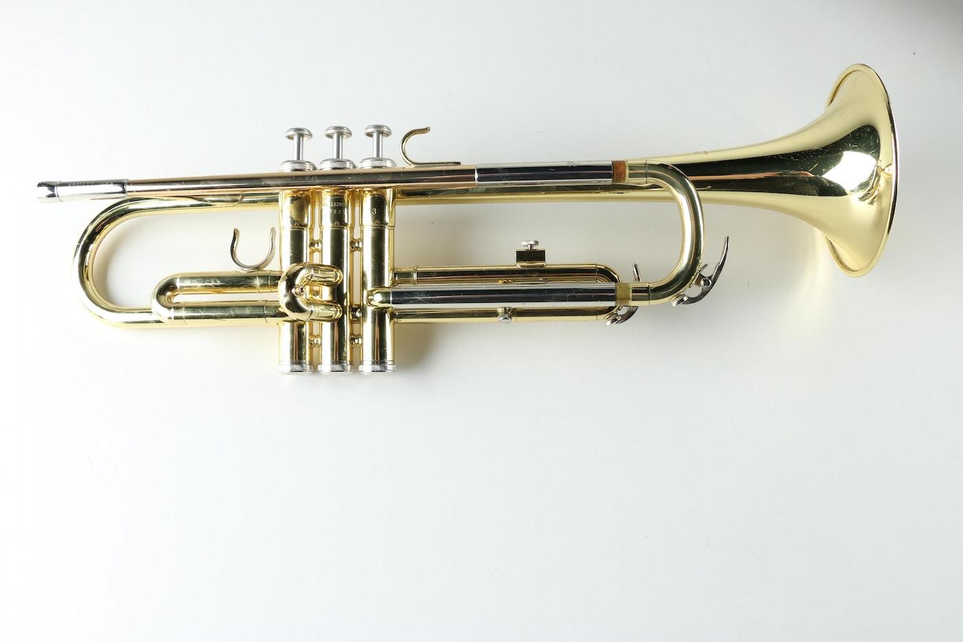 Yamaha bb student trumpet ebth for Yamaha student trumpets