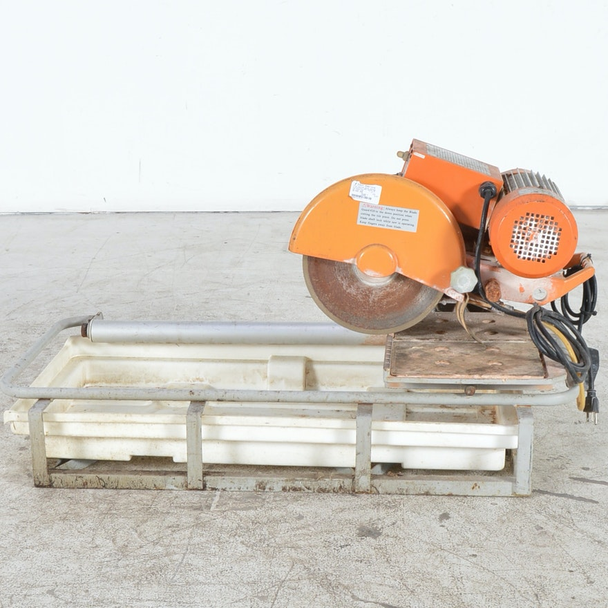 Chicago Electric 10 Tile Saw