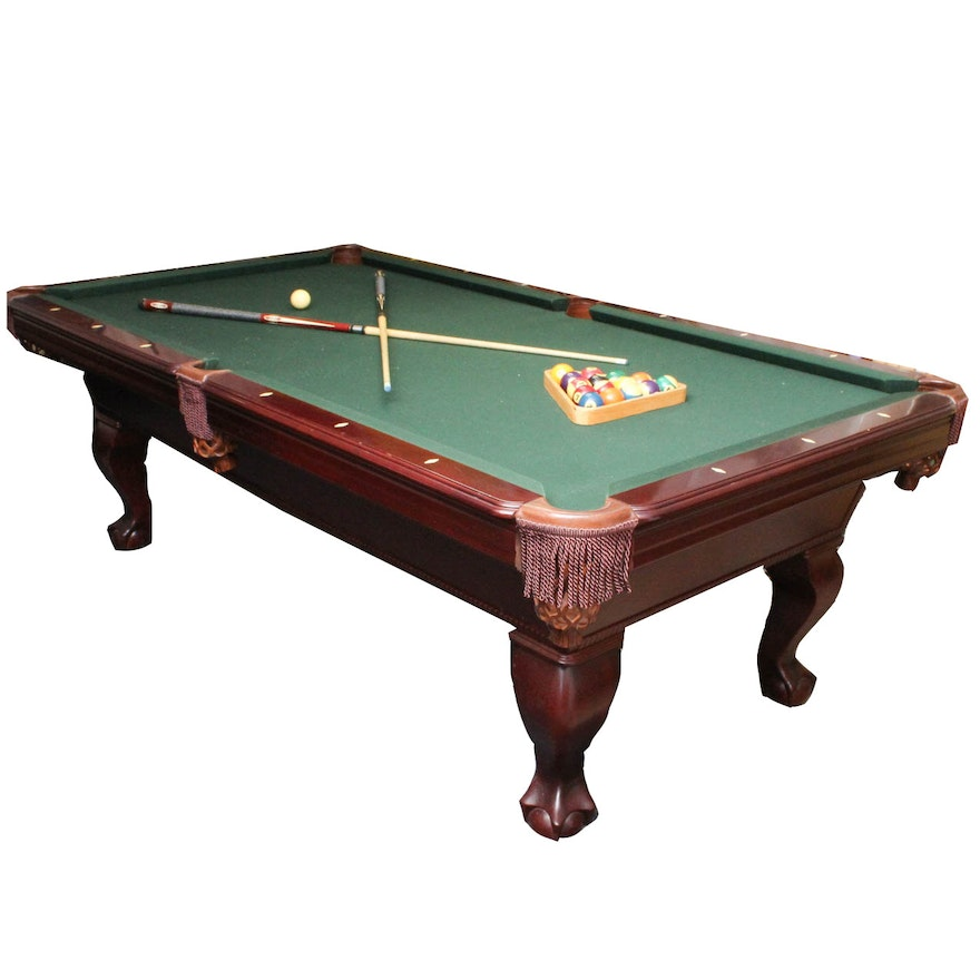 Pool Table and Accessories | EBTH
