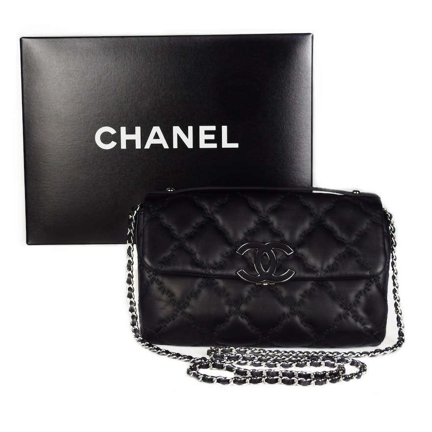 488f04a852eb8a Chanel Classic Bag With Flap 94305 Nsz | Stanford Center for ...