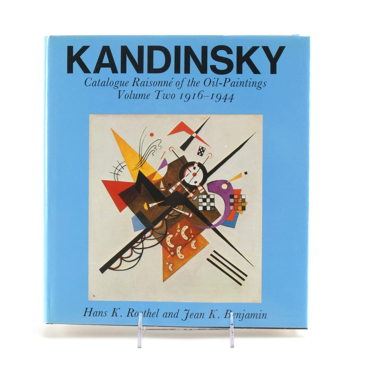 """Kandinsky: Catalogue Raisonné of the Oil-Paintings Volume 2, 1916-1944"""