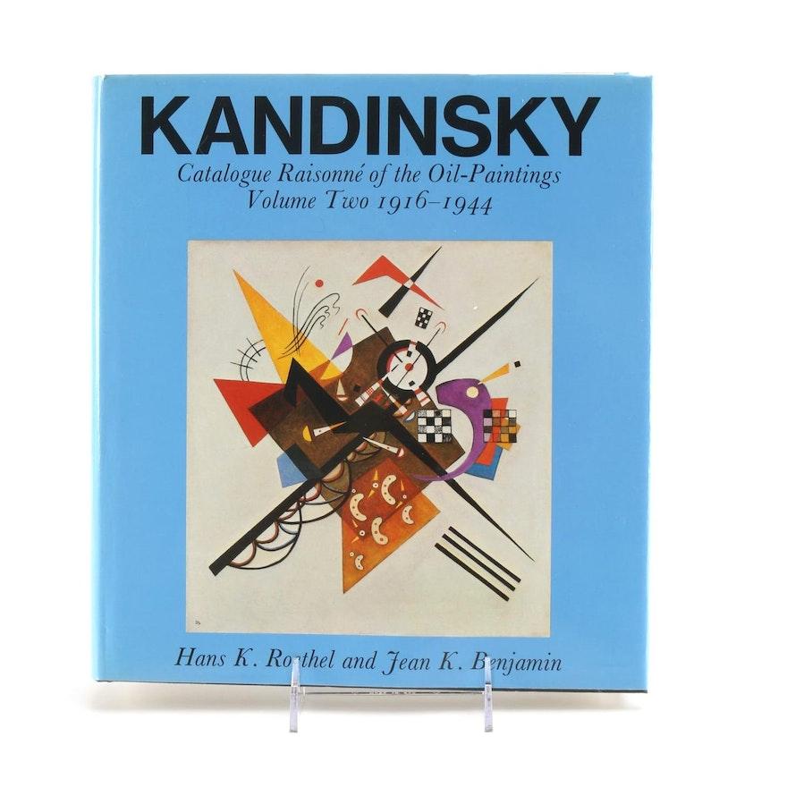 """Kandinsky: Catalogue Raisonné of the Oil-Paintings Volume 2, 1916-1944"""