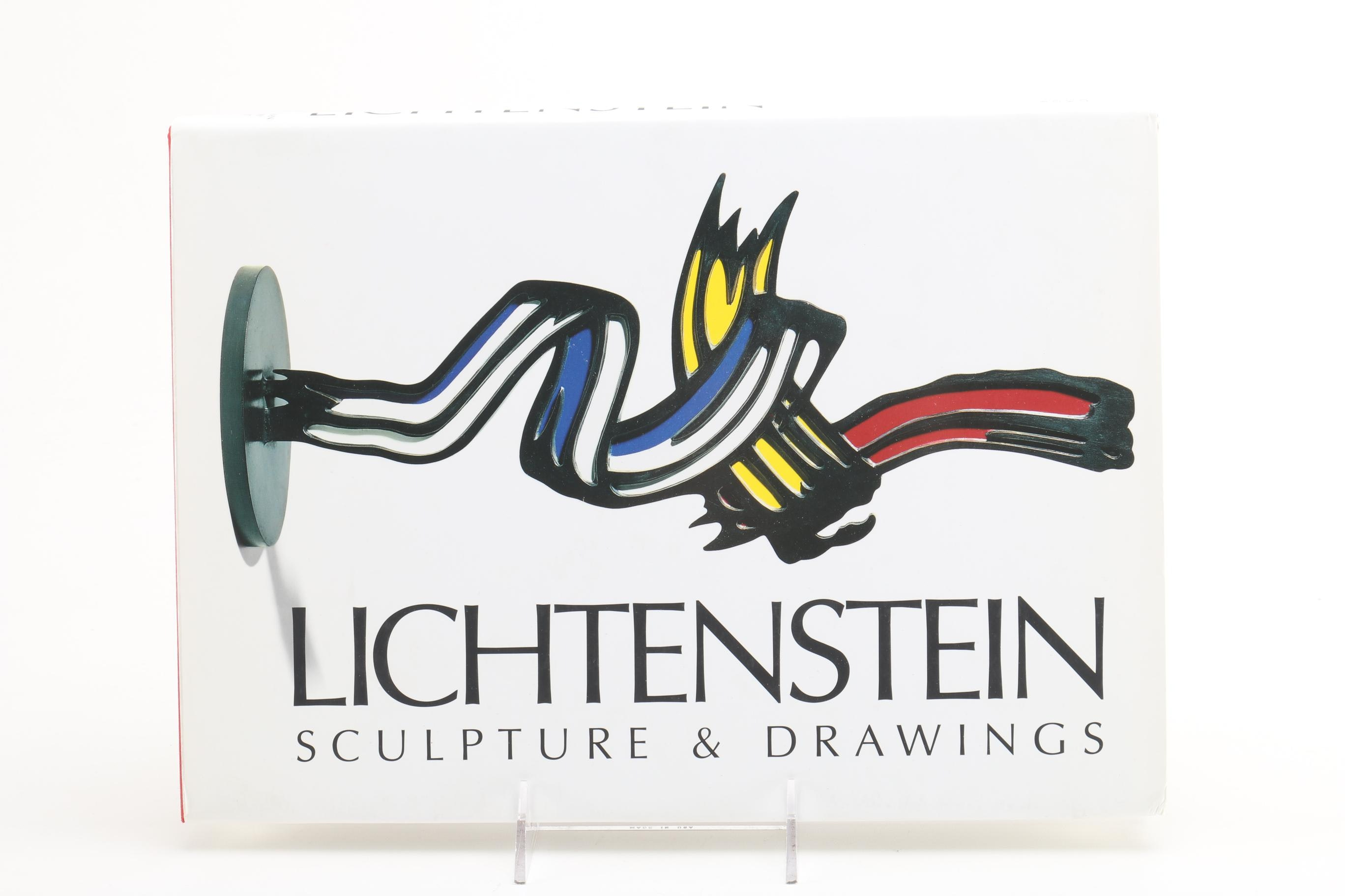 "1999 ""Lichtenstein: Sculpture & Drawings"""