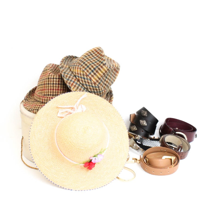 dee7d3d5a1a Collection of Women s Hats