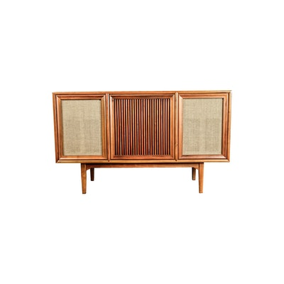 1959 Motorola Turntable and Stereo Console by Drexel