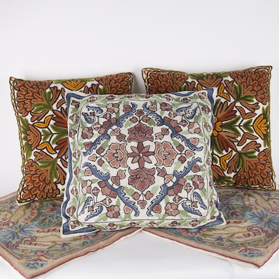 Pottery Barn Decorative Pillow Covers : Pottery Barn and Frontgate Pillows and Covers : EBTH