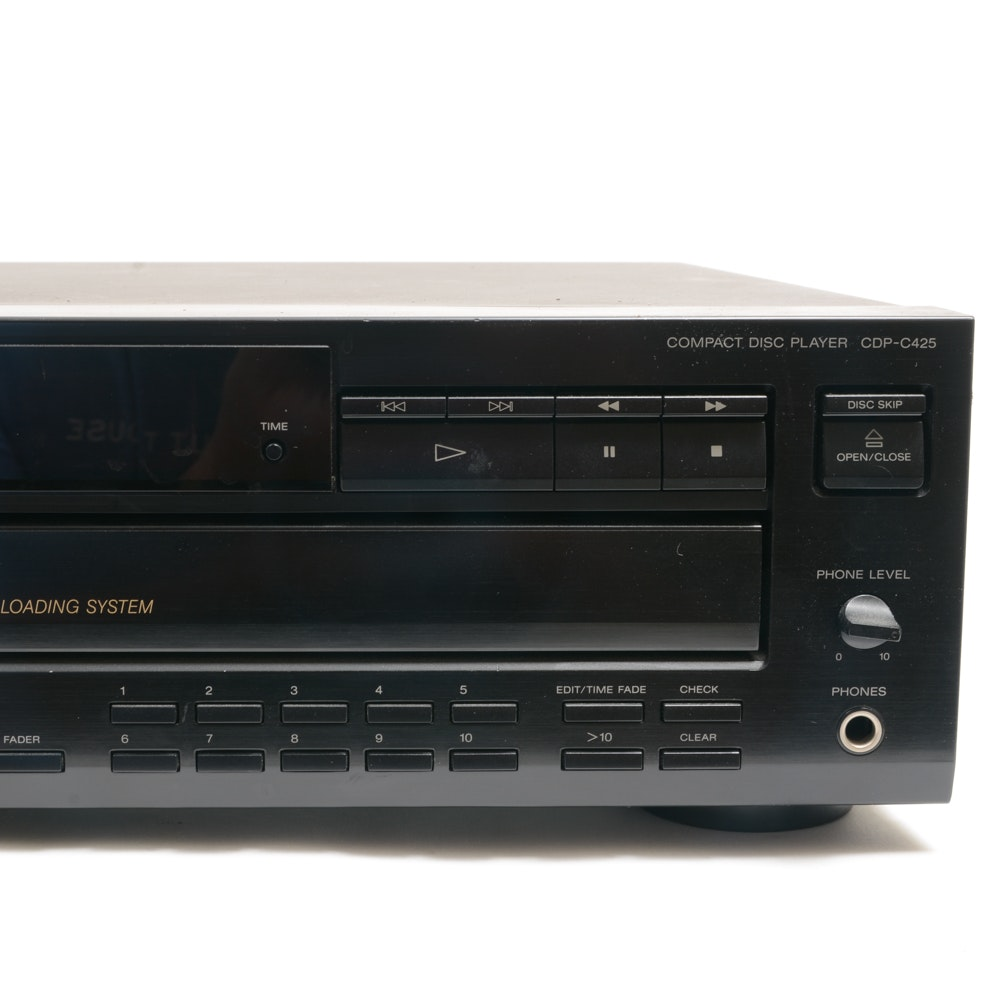 Sony Onkyo And Infinity A V Components Ebth