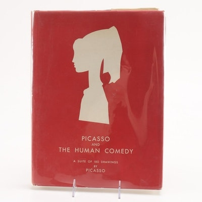 """Picasso and the Human Comedy: A Suite of 180 Drawings"""