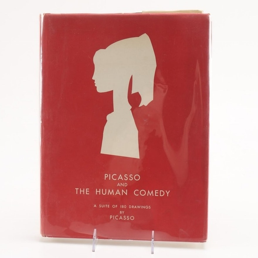 """""""Picasso and the Human Comedy: A Suite of 180 Drawings"""""""