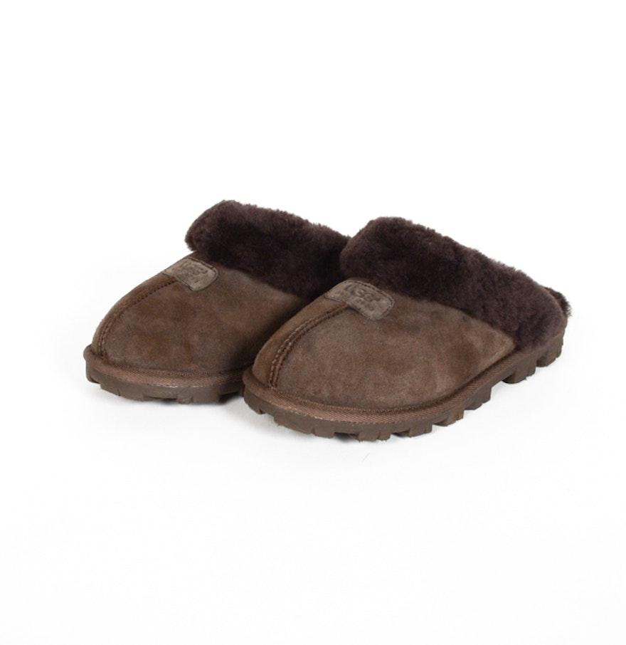 ugg slippers size 7 uk