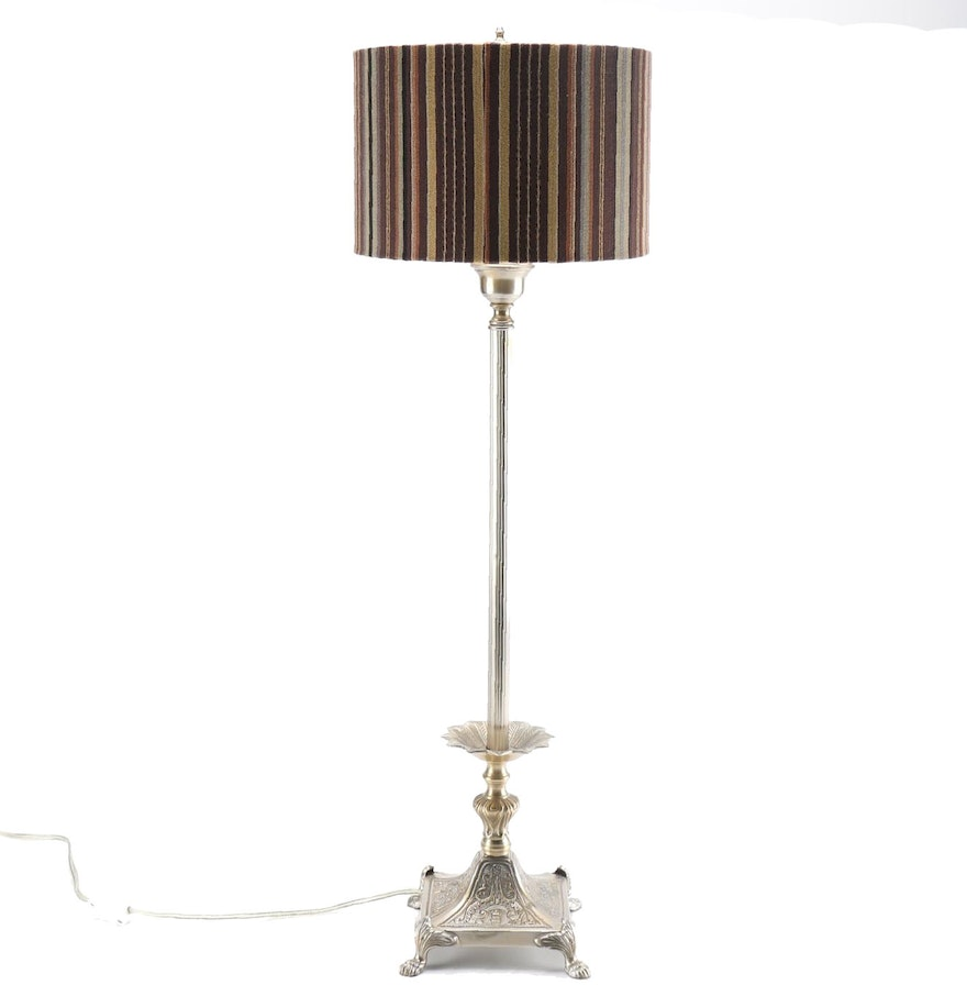 Frederick cooper claw foot table lamp ebth frederick cooper claw foot table lamp geotapseo Image collections