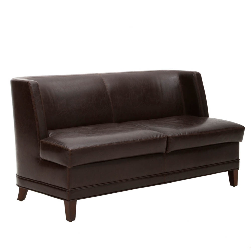Armless Loveseat Poul Jensen For Selig Armless Loveseat 3 Laurel Canyon Halandale Armless