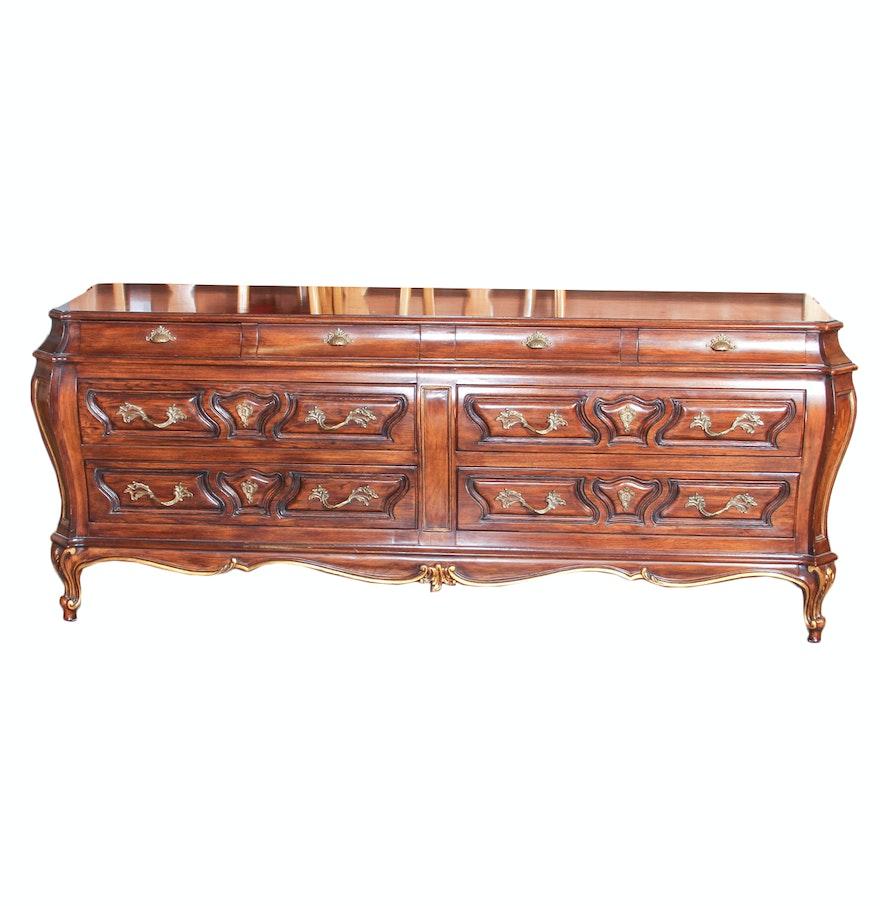 Karges Furniture Co Wooden Dresser Ebth