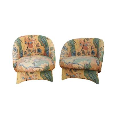 Lexington Arnold Palmer Arm Chairs Ebth