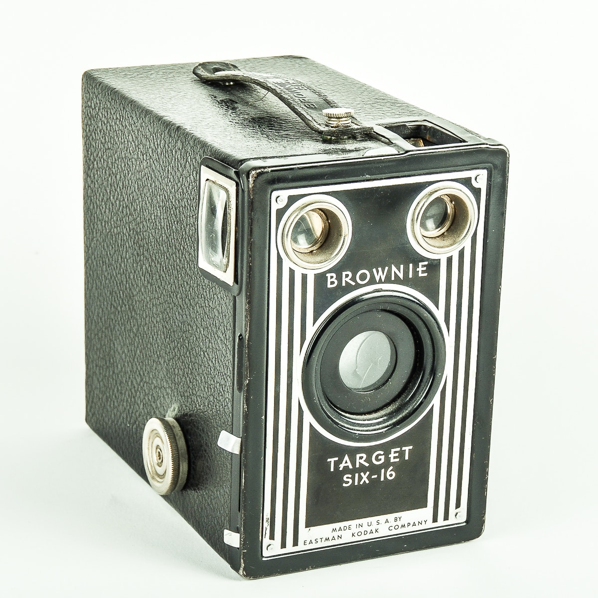 Circa 1940s Eastman Kodak Company Brownie Target Six-16 Camera