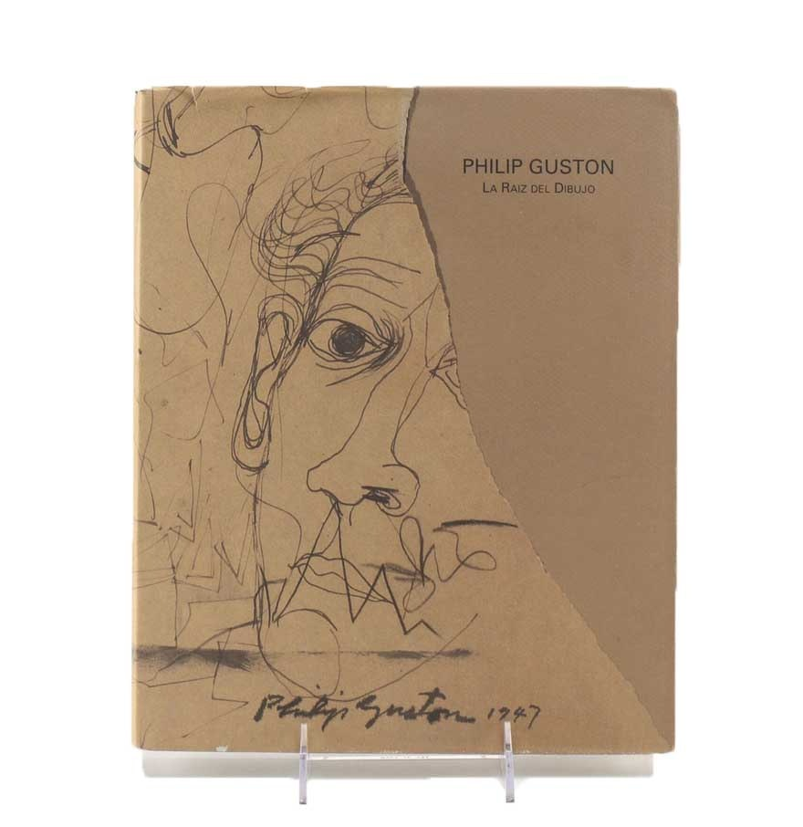 "First Edition of ""Philip Guston: La Raiz del Dibujo"""