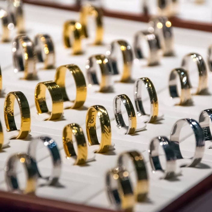 Jewelry Buyer's Guide: Precious Metals 101 Main Image