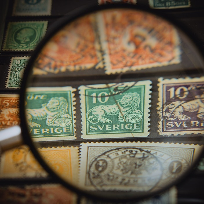 A Beginner's Guide to Stamp Collecting Main Image