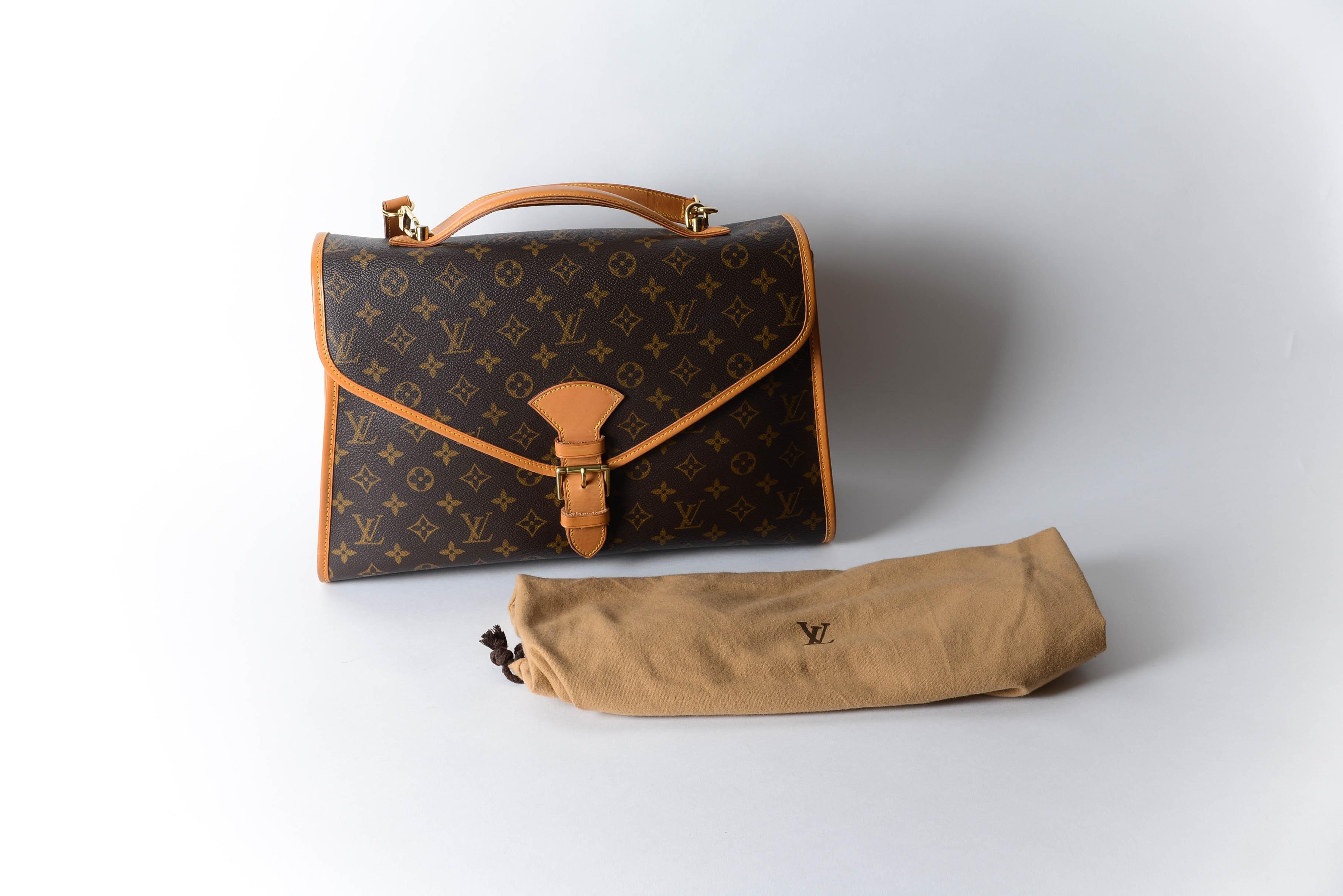 Louis Vuitton Briefcase Shoulder Bag