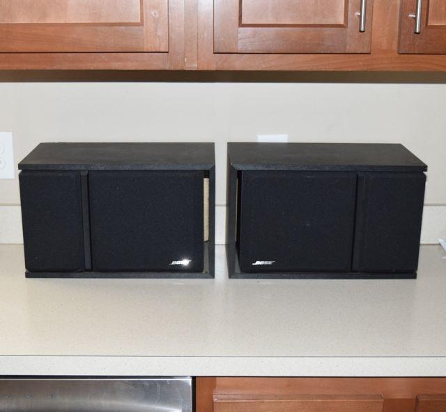 Bose 301 Series III Speakers ...