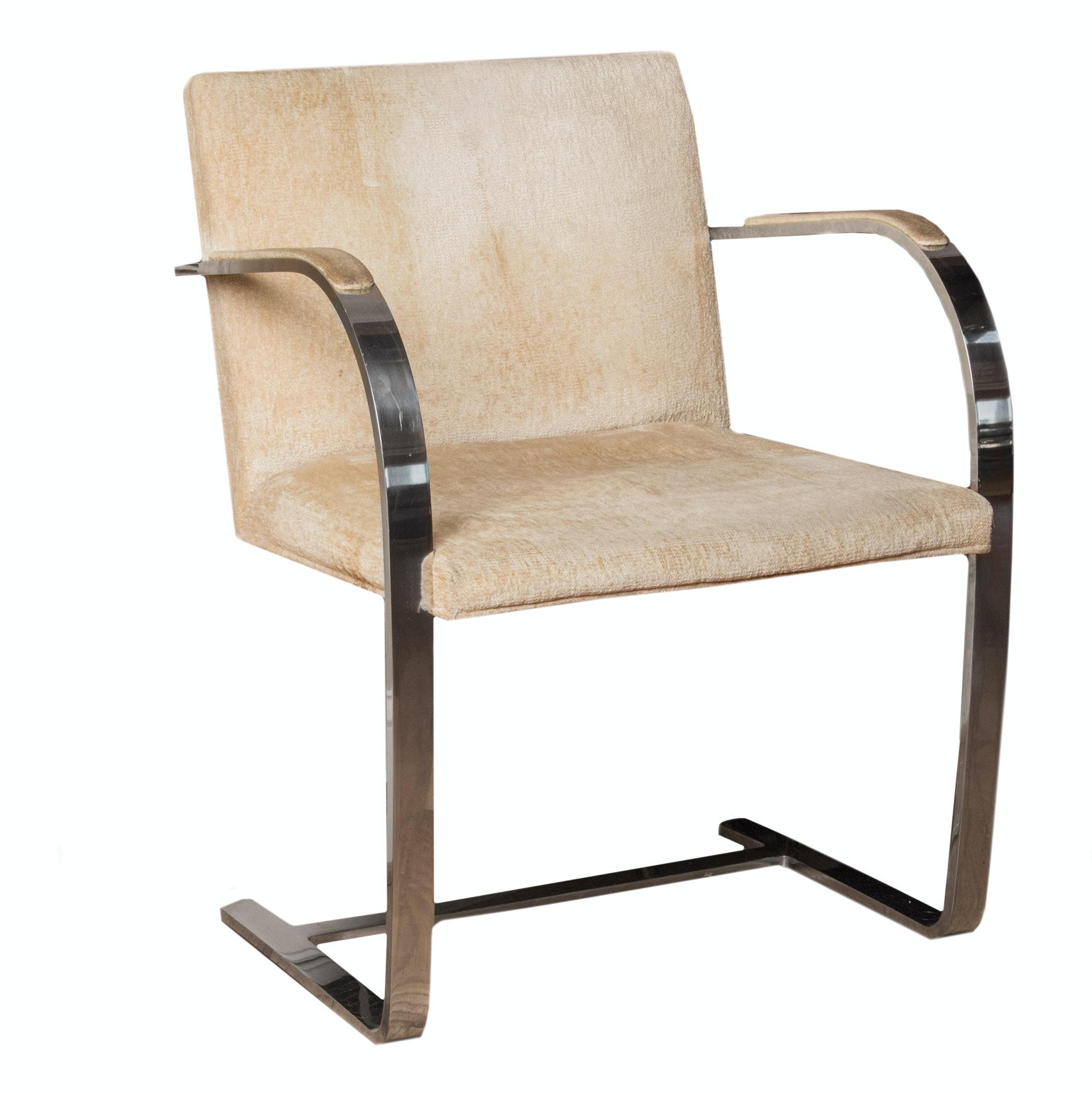 Vintage 1973 Knoll International Brno Chair ...