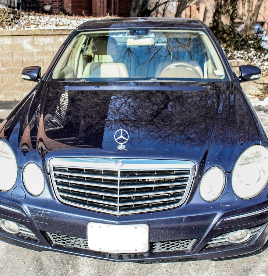 2008 mercedes benz e350 luxury sedan ebth for 2008 mercedes benz e350 for sale